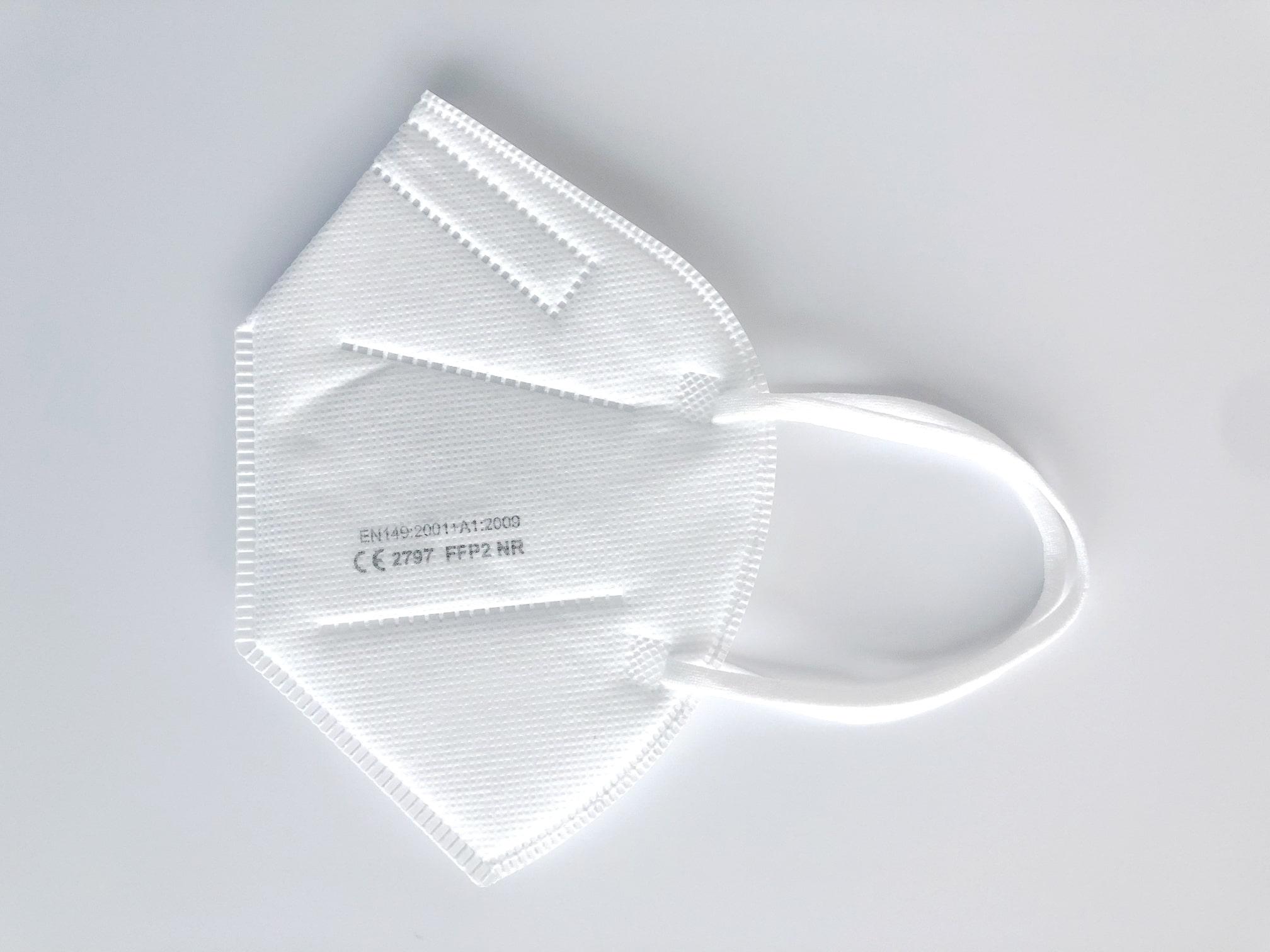 Schutzmaske bei Gastronomie-Hygiene Günther Zeman